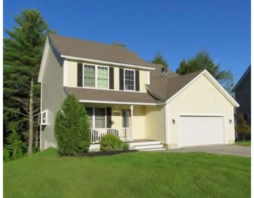 Appartement en copropriété pour l Vente à 12 Cattail Circle #0 12 Cattail Circle #0 Rindge, New Hampshire 03461 États-Unis