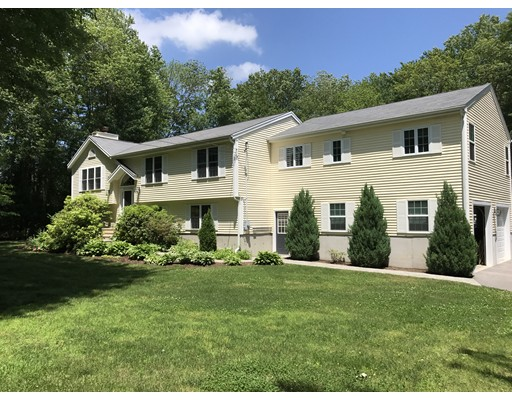 Single Family Home for Sale at 11 Glenview Street Upton, Massachusetts 01568 United States