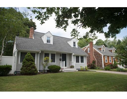 واحد منزل الأسرة للـ Sale في 53 parkside Avenue Braintree, Massachusetts 02184 United States