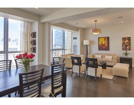共管式独立产权公寓 为 销售 在 110 Streetuart Street 波士顿, 马萨诸塞州 02116 美国