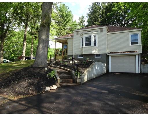 独户住宅 为 销售 在 8 Otis Street Auburn, 马萨诸塞州 01501 美国