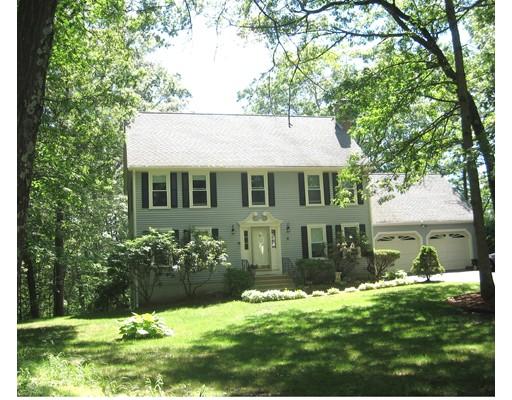 Частный односемейный дом для того Продажа на 6 Ballou Hopedale, Массачусетс 01747 Соединенные Штаты