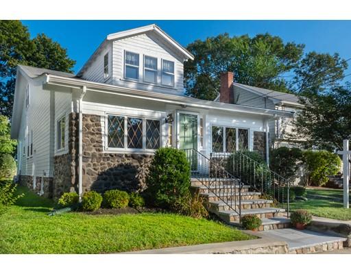 Single Family Home for Sale at 107 Ronald Road Arlington, Massachusetts 02474 United States