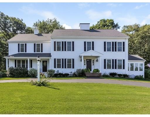 Casa Unifamiliar por un Venta en 65 Stonegate Drive East Bridgewater, Massachusetts 02333 Estados Unidos
