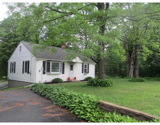 Single Family Home for Sale at 96 Pond Brook Road Huntington, Massachusetts 01050 United States