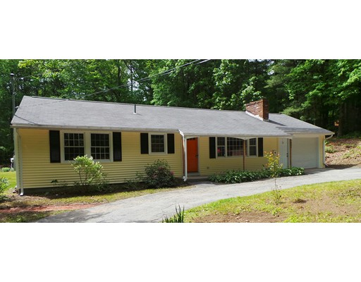 Maison unifamiliale pour l Vente à 287 Goodale Street West Boylston, Massachusetts 01583 États-Unis