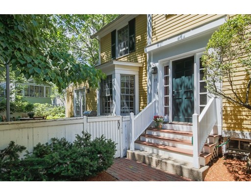 Condominium for Sale at 35 Ash Street Cambridge, Massachusetts 02138 United States