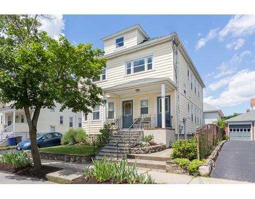 Condominio por un Venta en 38 Amsden Street Arlington, Massachusetts 02474 Estados Unidos