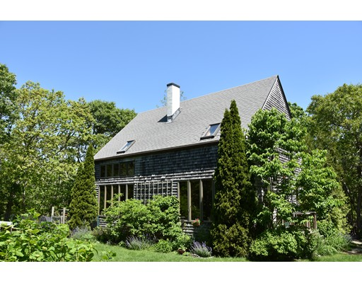Single Family Home for Sale at 167 Pennywise Path Edgartown, Massachusetts 02539 United States