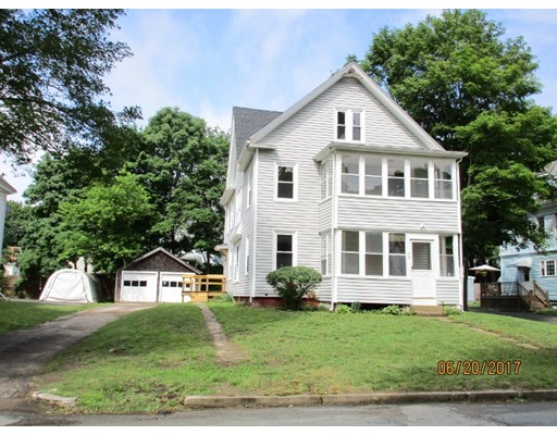 Multi-Family Home for Sale at 59 Linden Street Whitman, Massachusetts 02382 United States