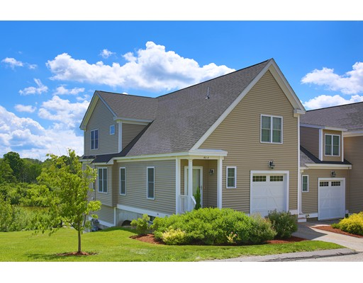 Condominium for Sale at 40 Longview Circle Ayer, Massachusetts 01432 United States