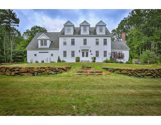 Single Family Home for Sale at 334 Littleton Road Harvard, Massachusetts 01451 United States