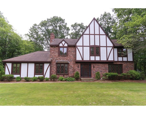 Single Family Home for Sale at 1 Alonesos Way Andover, Massachusetts 01810 United States