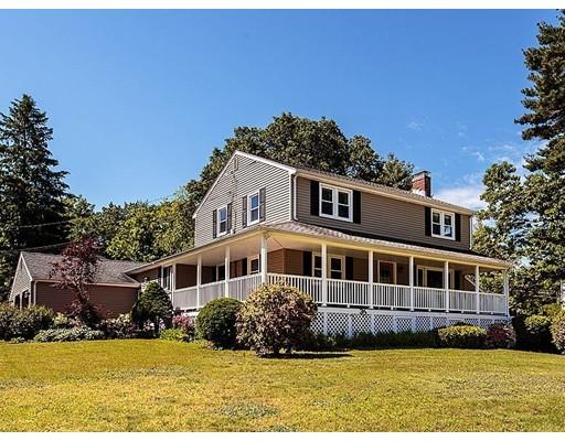 واحد منزل الأسرة للـ Sale في 35 Bedford Street Burlington, Massachusetts 01803 United States