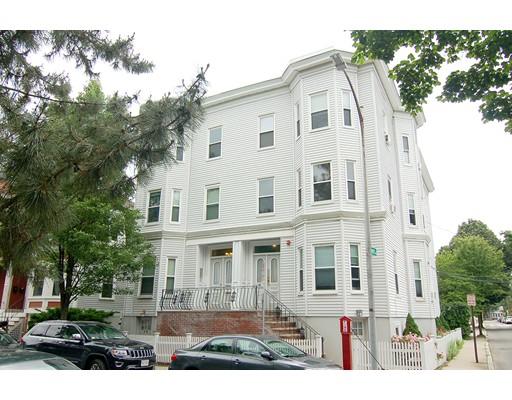Кондоминиум для того Продажа на 90 Inman Street Cambridge, Массачусетс 02139 Соединенные Штаты