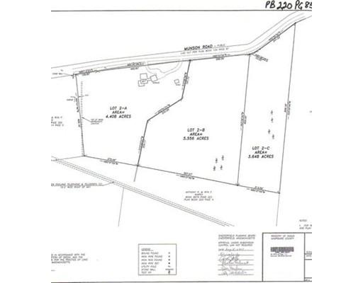 LOT 2B Munson Rd, Chesterfield, MA 01012