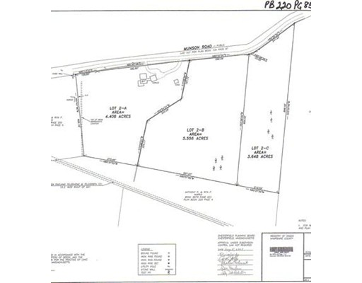 Land for Sale at 2 Munson Road Chesterfield, Massachusetts 01012 United States