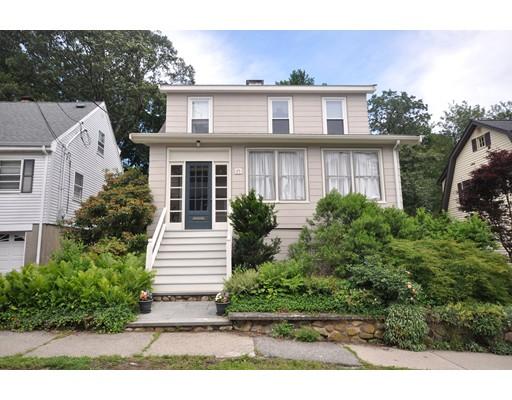 独户住宅 为 销售 在 95 Ronald Road 阿灵顿, 马萨诸塞州 02474 美国