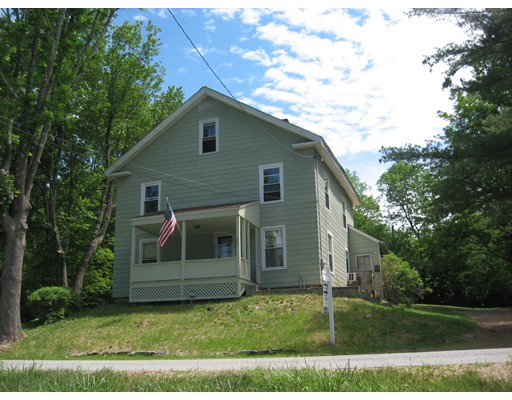 Single Family Home for Sale at 14 High Street 14 High Street Brookfield, Massachusetts 01506 United States