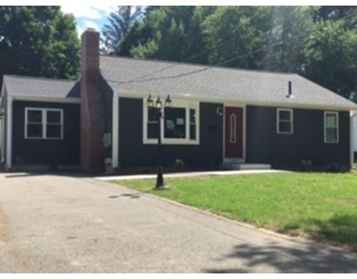 独户住宅 为 销售 在 27 Merrell Drive Agawam, 马萨诸塞州 01001 美国