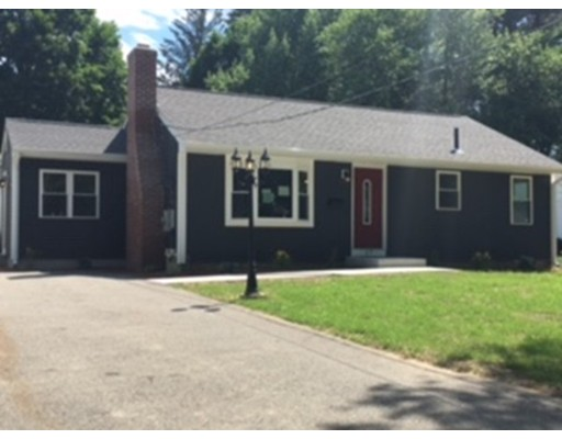 Casa Unifamiliar por un Venta en 27 Merrell Drive Agawam, Massachusetts 01001 Estados Unidos