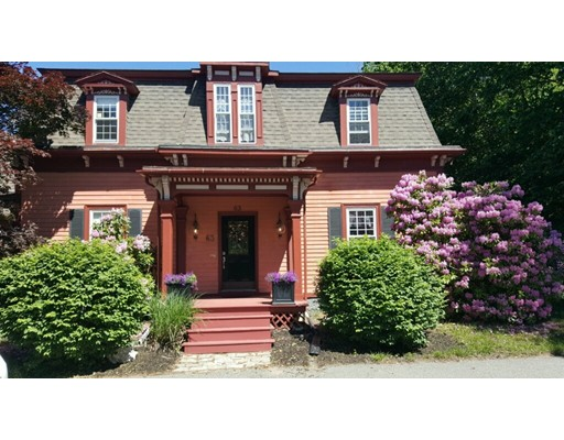 Casa Unifamiliar por un Venta en 63 East Washington Street Hanson, Massachusetts 02341 Estados Unidos