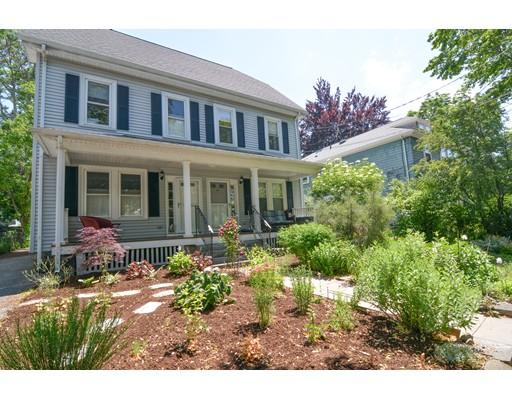 Condominium for Sale at 51 Wyman Terrace Arlington, Massachusetts 02474 United States