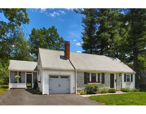 Casa Unifamiliar por un Venta en 4 Priscilla Avenue Chelmsford, Massachusetts 01824 Estados Unidos