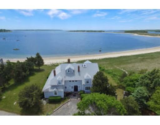 Частный односемейный дом для того Продажа на 96 Rocky Point Road Bourne, Массачусетс 02534 Соединенные Штаты