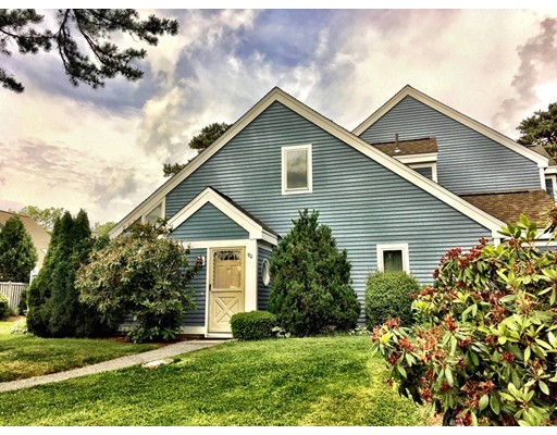 Condominium for Sale at 90 Howland Circle Brewster, Massachusetts 02631 United States