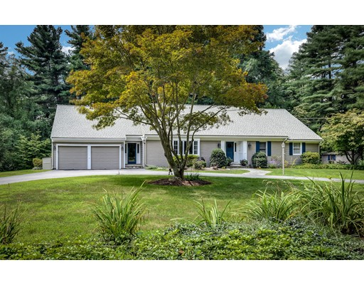 Single Family Home for Sale at 359 Grove Street Needham, Massachusetts 02492 United States