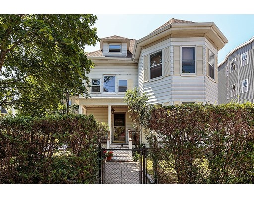 Single Family Home for Sale at 36 Champney Street Boston, Massachusetts 02135 United States