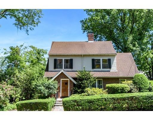 Single Family Home for Sale at 22 Hillcroft Road Boston, Massachusetts 02130 United States