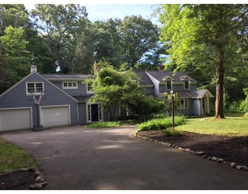Single Family Home for Rent at 67 Greenwood Street Sherborn, Massachusetts 01770 United States