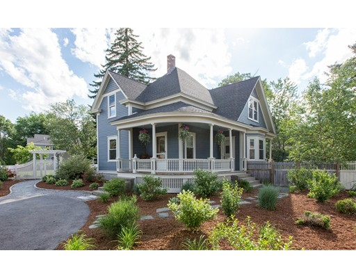 Single Family Home for Sale at 9 Main Street Chelmsford, Massachusetts 01863 United States