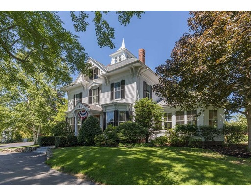 Casa Unifamiliar por un Venta en 35 High Road Newbury, Massachusetts 01951 Estados Unidos