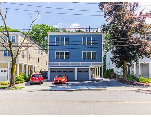 Modern unit built in 2009 that offers all the bells and whistles. This unit has exceptional detail with a custom Kitchen w/Island, granite S/S Jenn-Air appliances. 9' ceilings, crown moldings, recessed lighting, and open floor plan, Central A/C & vacuum, water on demand, in-unit laundry, gas fireplace w/mantle & blow system. Extra storage, direct access to a 225' SF PRIVATE patio with garden area & parking. Great location and a must see.