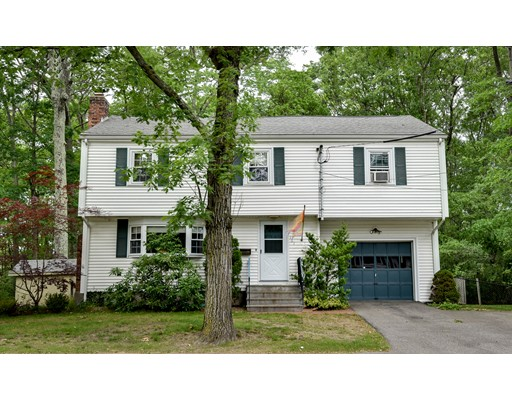 Single Family Home for Sale at 161 Mill Natick, Massachusetts 01760 United States