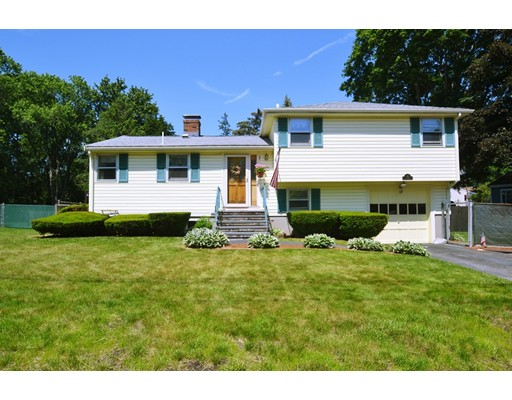 Single Family Home for Sale at 121 A Street Framingham, Massachusetts 01701 United States