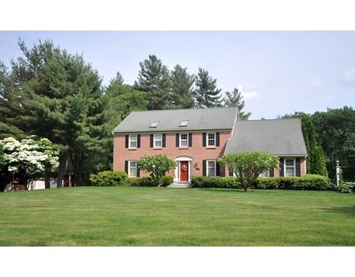 Maison unifamiliale pour l Vente à 27 Stoneymeade Way Acton, Massachusetts 01720 États-Unis