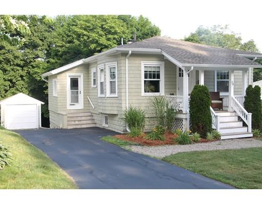Maison unifamiliale pour l Vente à 30 Burnham Road Andover, Massachusetts 01810 États-Unis