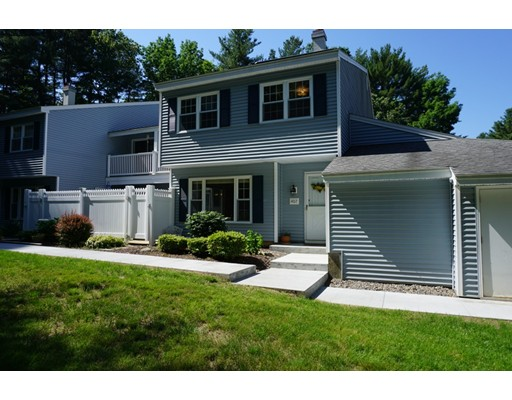 Condominium for Sale at 402 Edgebrook Drive Boylston, Massachusetts 01505 United States