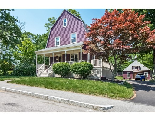 Single Family Home for Sale at 27 Mount Vernon Avenue Braintree, Massachusetts 02184 United States