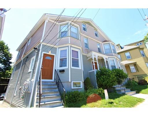 105 Sheridan St 105, Boston, MA 02130