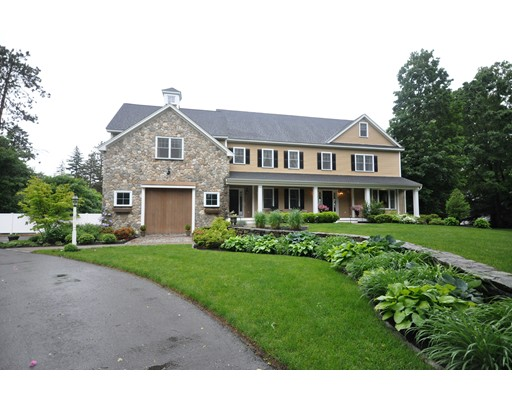 Single Family Home for Sale at 4 Milbery Lane Acton, Massachusetts 01720 United States