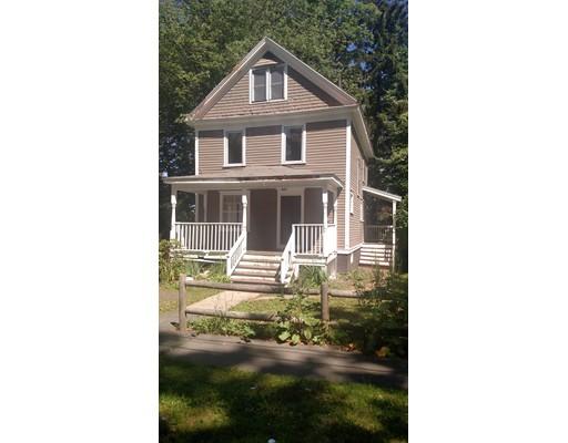 Casa Unifamiliar por un Venta en 45 Phillips Street Amherst, Massachusetts 01002 Estados Unidos