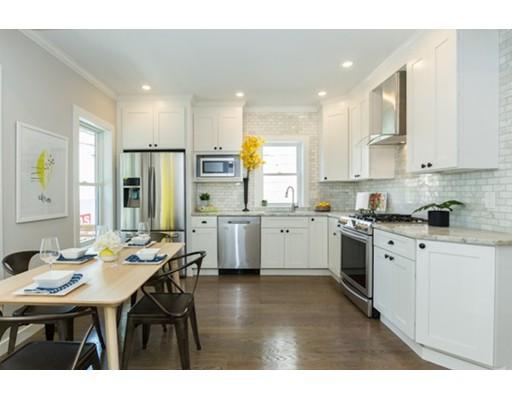 共管式独立产权公寓 为 销售 在 3 West Street Somerville, 马萨诸塞州 02144 美国
