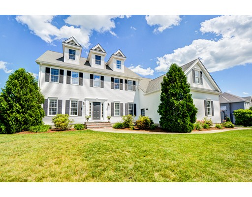 46 Mohawk Path, Holliston, MA 01746