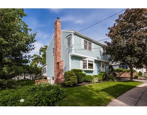 Single Family Home for Sale at 68 Billings Street Boston, Massachusetts 02132 United States