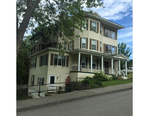 Multi-Family Home for Sale at 23 School Street Gardner, Massachusetts 01436 United States